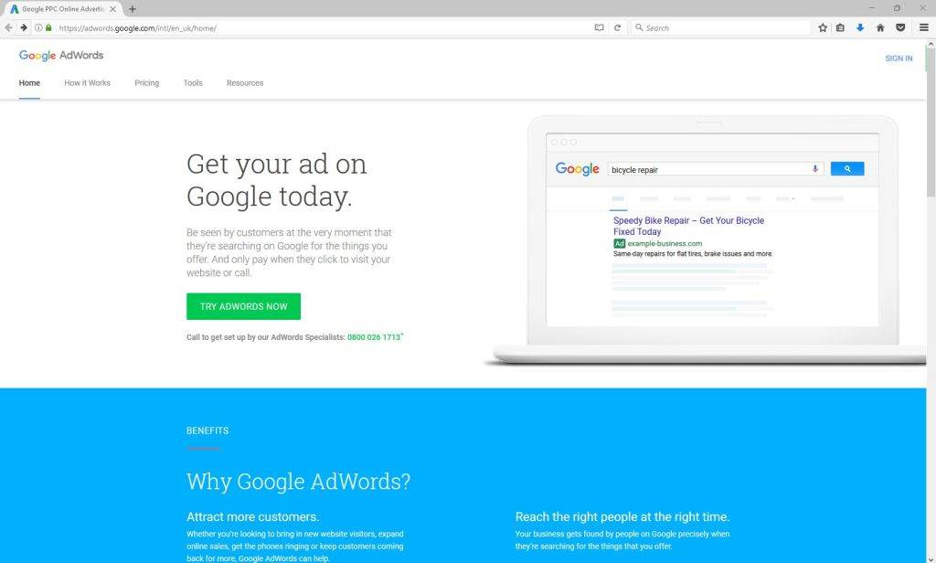 Google AdWords 101: How To Set Up An Account