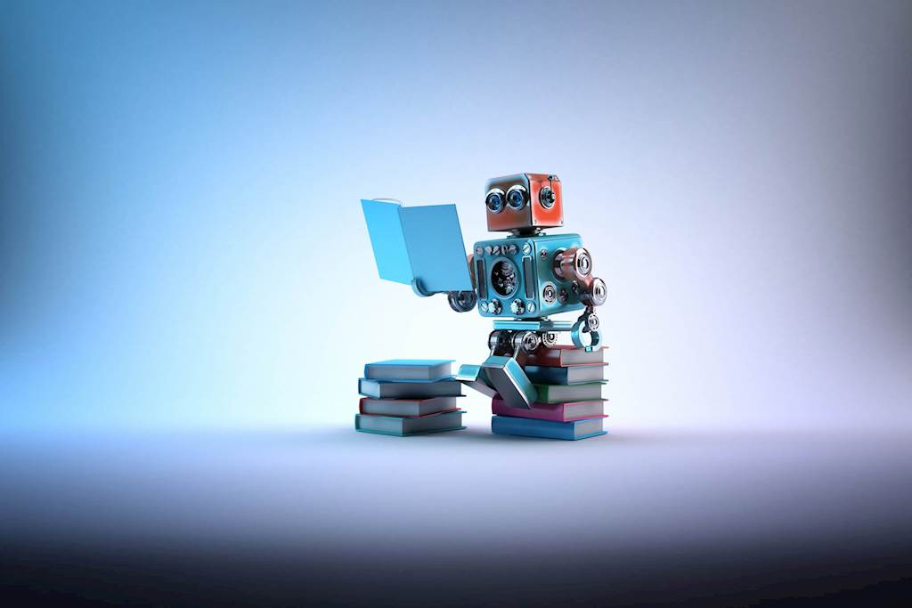 4 AI Books You Need to Read (Before Robots Take Over the World)