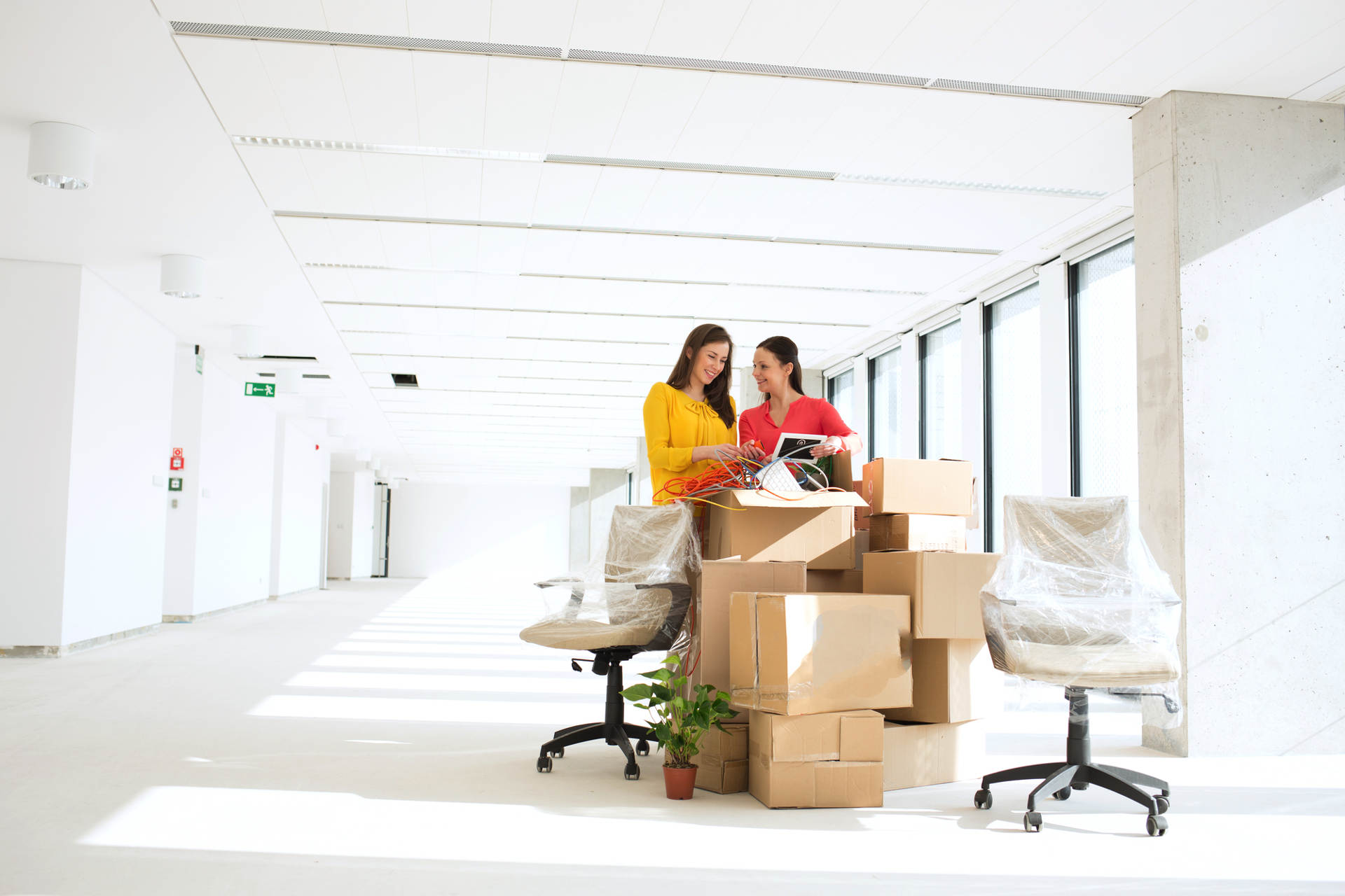 4 Things to Consider When it Comes to Moving Your Business