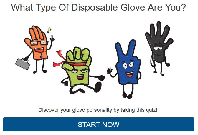 What Type of Disposable Glove Are You?