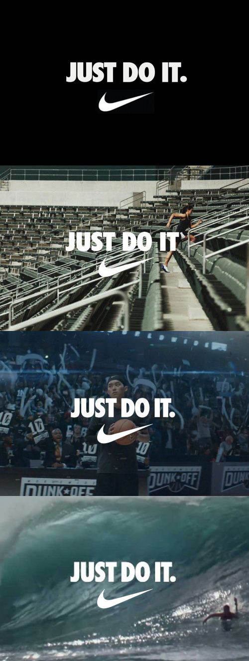 5 of the Best Marketing Campaigns and Outdoor Banners in History - Nike Just Do It