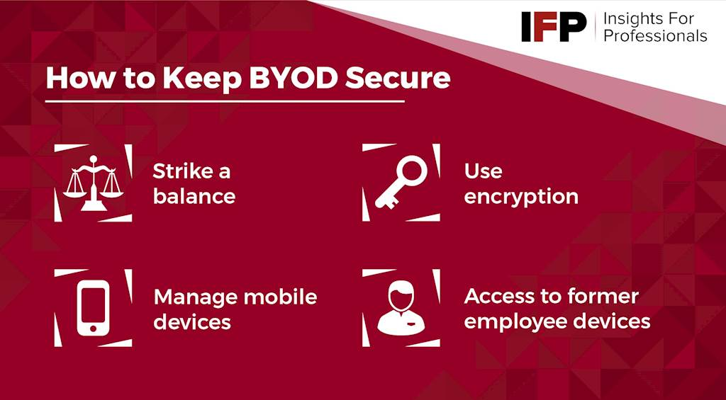 How to Keep BYOD Secure