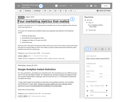 How to Use the New Google Marketing Platform