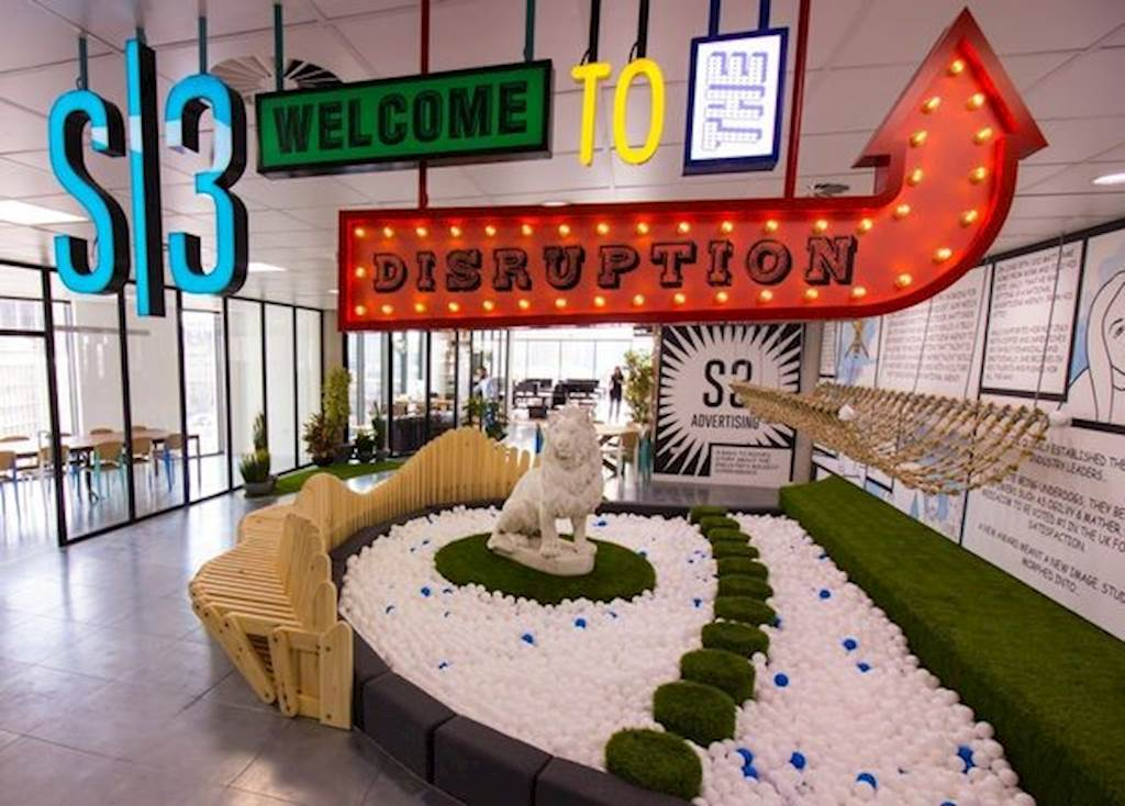 The 6 Coolest Offices in the UK