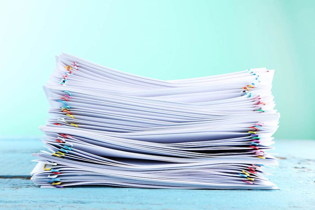 The Benefits of Turning Your Office Paperless