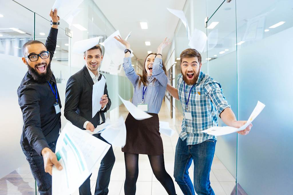 How to Encourage Happiness at Work: 3 Top Tips