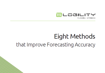 Logility Eight Methods that Improve Forecasting Accuracy