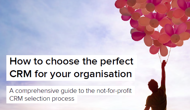 Access How To Choose The Perfect CRM For Your Organisatio