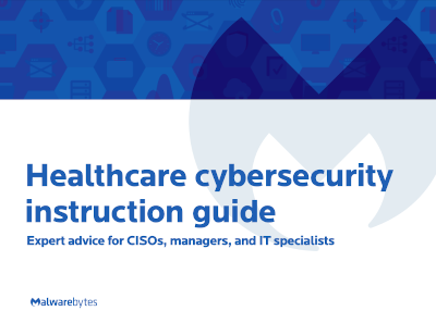 Healthcare Cybersecurity Instruction Guide