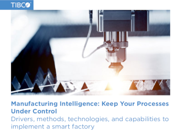 TIBCO Manufacturing Intelligence: Keep Your Processes Under Control