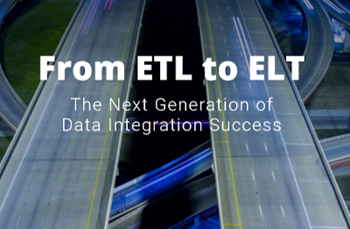 Matillion From ETL to ELT