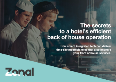 Zonal The Secrets to a Hotel's Efficient Back of House Operation