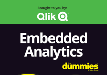 Qlik Embedded Analytics for Dummies