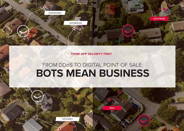 F5 From DDoS To Digital Point of Sale: Bots Mean Business