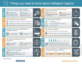 10 Things You Need to Know About Intelligent Capture