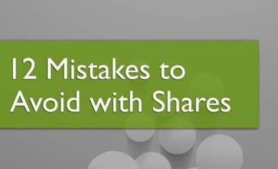 Accendo Markets 12 Mistakes to Avoid when Trading Shares