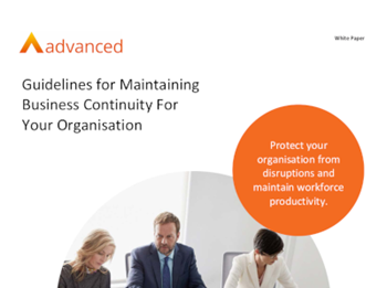 Advanced Guidelines for Maintaining Business Continuity for your Organisation