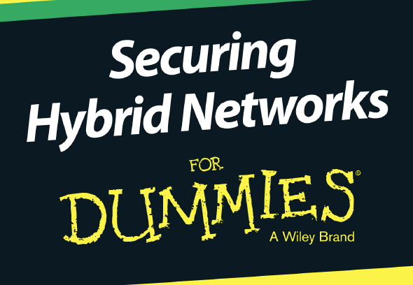 Forcepoint Securing Hybrid Networks for Dummies