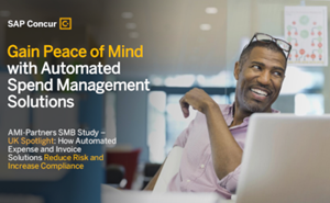 SAP Concur How Automated Expense and Invoice Solutions Reduce Risk and Increase Compliance