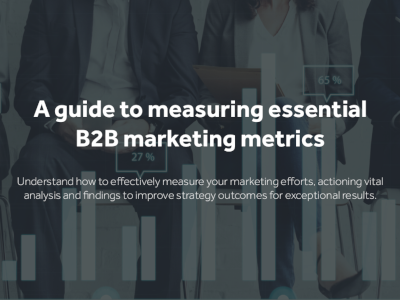 lead forensics A Guide to Measuring Essential B2B Marketing Metrics
