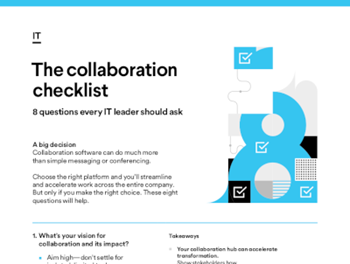 Slack The Collaboration Checklist