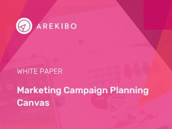 Marketing Campaign Planning Canvas