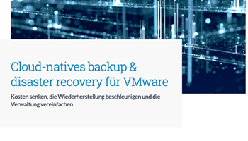 Druva- Cloud-natives backup &disaster recovery für VMware