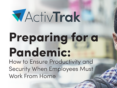 ActivTrack Preparing for a Pandemic