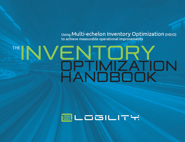 Logility The Inventory Optimization Handbook