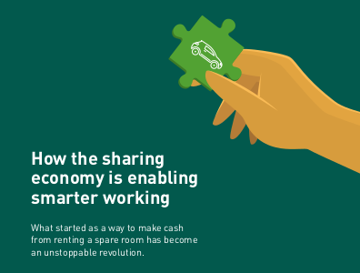 Zipcar How the Sharing Economy Is Enabling Smarter Working