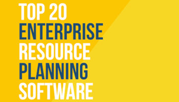 Business-Software.com Top 20 Enterprise Resource Planning Software Report