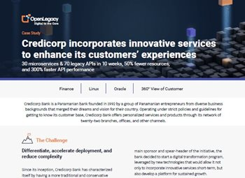 Credicorp Incorporates Innovative Services to Enhance Its Customers' Experiences