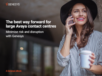 Genesys The Best Way Forward for Avaya Contact Centers