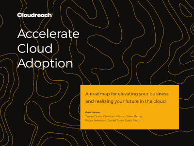 Cloudreach Accelerate Cloud Adoption