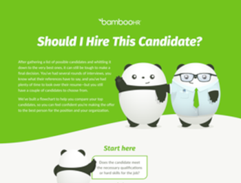 BambooHR Should I Hire This Candidate?