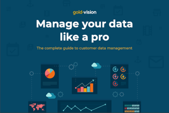Manage your data like a pro
