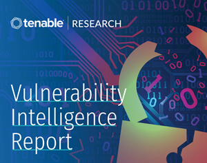 Tenable Vulnerability Intelligence Report 2018