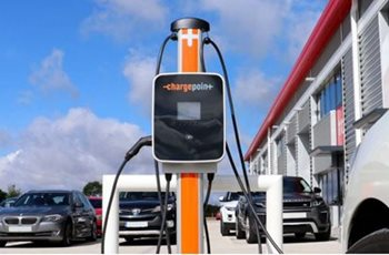 Achieve Your Business Goals with EV Charging