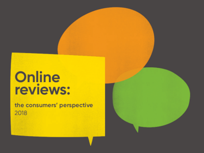 Feefo Online Reviews: the consumers' perspective 2018