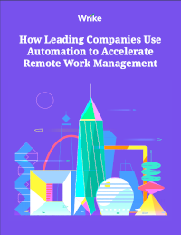 How Leading Companies Use Automation to Accelerate Remote Work Management