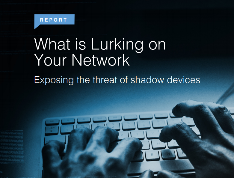 What is Lurking on Your Network?
