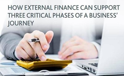 Wesleyan How External Finance Can Support 3 Critical Phases of a Business' Journey
