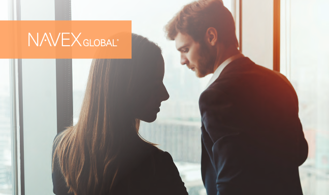 NAVEX Global The C-Suite Can't Delegate Ethics on the Issue of Sexual Harassment