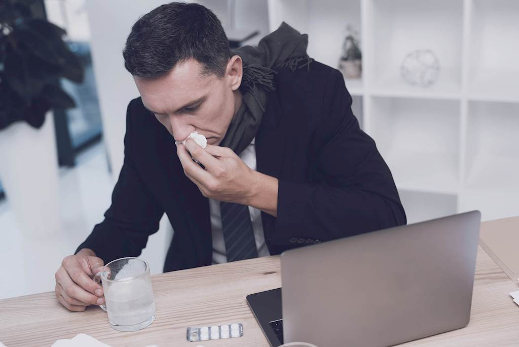 8 Workplace Illnesses & How to Prevent Them from H