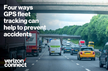 Verizon Connect 4 Ways GPS Fleet Tracking Can Help to Prevent Accidents