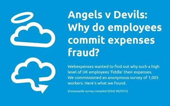 Webexpenses How to Banish the Expenses 'Devils' from your Business