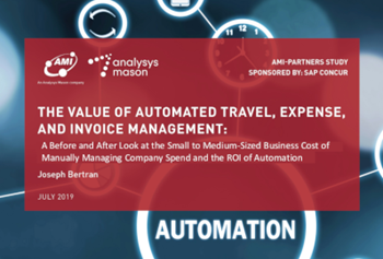 SAP Concur The Value of Automated Travel, Expense and Invoice Management
