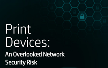 HP Print Devices: An Overlooked Network Security Risk