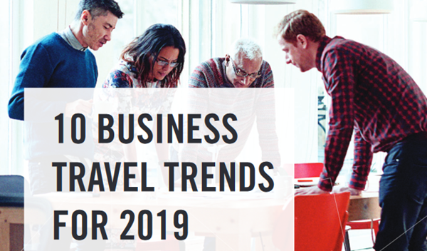 TripActions 10 Business Travel Trends for 2019