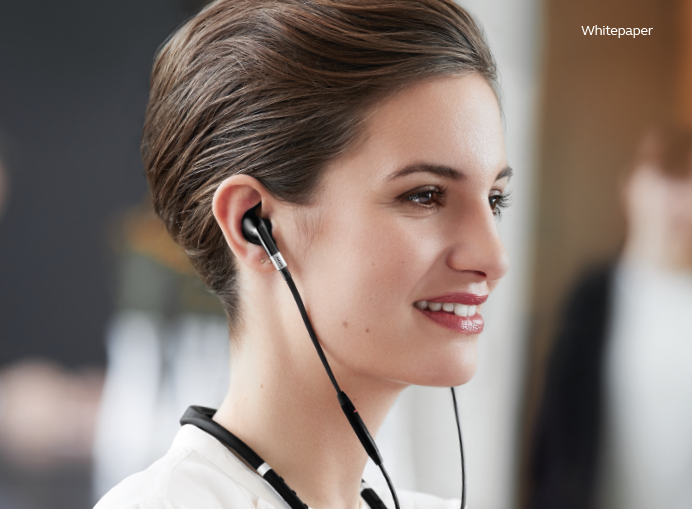 Jabra Evolve Series: Total Noise Cancellation